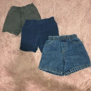 Other - Bundle of shorts size 12M